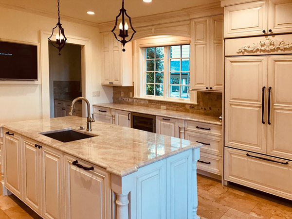 transitional kitchen in norther NJ