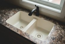 Every kitchen renovation needs a sink