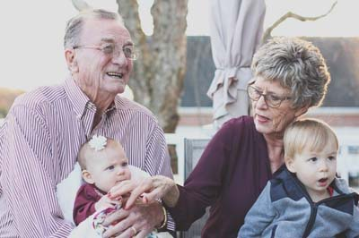 Multigenerational living has advantages for all generations