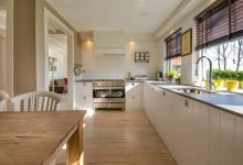 Feature a wall of windows in your remodeled kitchen