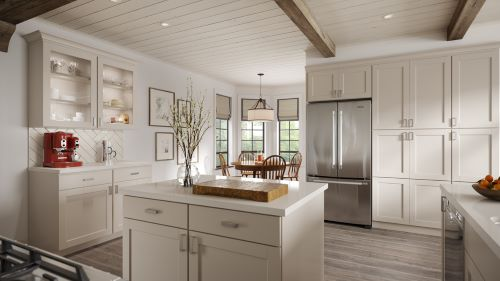 Transitional style is a kitchen remodeling choice you won't regret