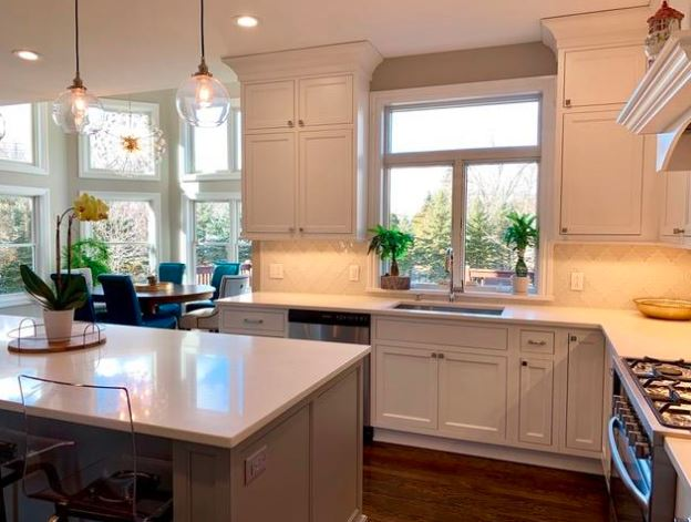 Shaker cabinets is a kitchen remodeling choice you won't regret