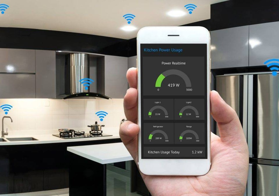 smart appliances will eventually be in every kitchen