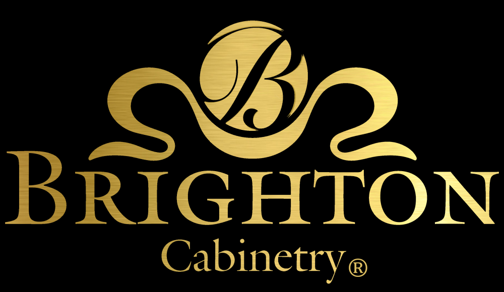 Brighton Cabinetry logo.