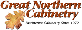 Great Northern Cabinetry logo.