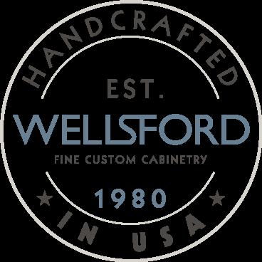 Wellsford Cabinetry logo.