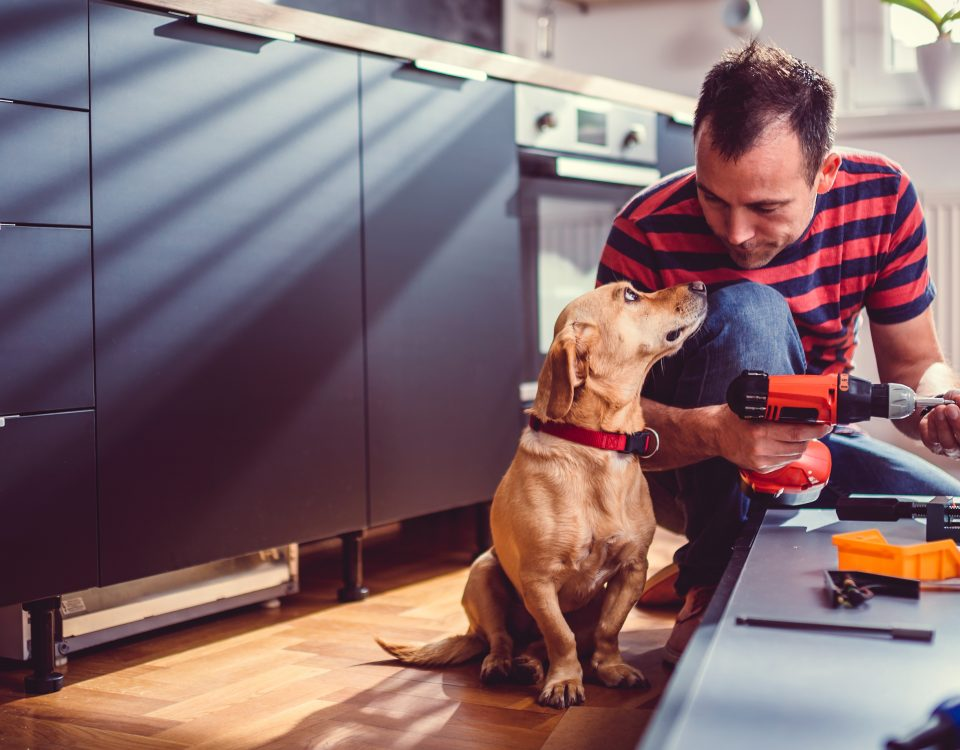 A design-build firm is a one stop way to remodel your kitchen