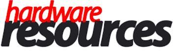 Hardware Resources logo.