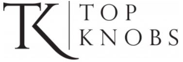 Top Knobs logo.