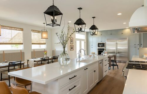 A desire for a gourmet kitchen is a 2021 kitchen trend