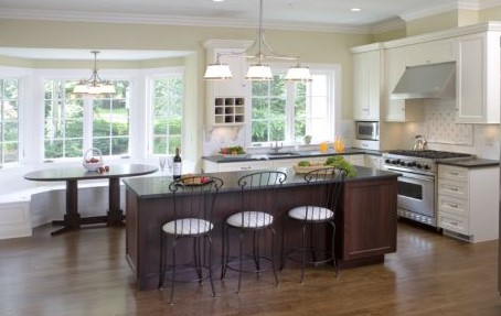 kitchen cabinet color trends 2021 call for mixing colors and finishes